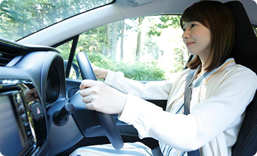 車両コントロールイメージ