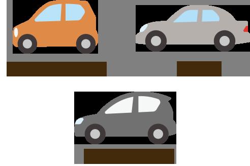 教習車両のイラスト